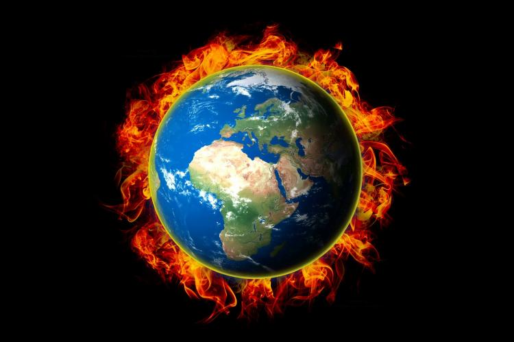 .surriscaldamento globale global warming